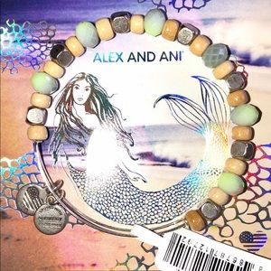 Alex and Ani Beaded Energy Bracelet